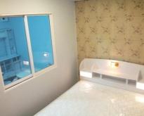ขายคอนโดติดบีทีเอสติวานนท์ขายคอนโดแต่งใหม่ 1ห้องนอน 1ห้องพักผ่อน