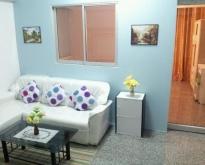 ขายคอนโดติดติวานนท์ขายคอนโดแต่งใหม่ 1ห้องนอน 1ห้องพักผ่อน 30 ตารางเมตร
