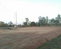 ขาย ที่ดิน จังหวัดศรีสะเกษ เยื้องเทศบาลสำโรงพลัน