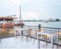ให้เซ้งร้านอาหารริมแม่น้ำเจ้าพระยาวิวสะพานพระราม 8