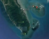ที่ดินริมหาดเกาะปอ อำเภอเกาะลันตา กระบี่