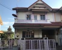 ขาย ทาวน์เฮ้าน์ 2 ชั้น หมู่บ้านกานดาบ้านริมคลอง2