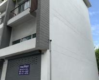 ขาย/ให้เช่า อาคารพาณิชย์ 3 ชั้นครึ่ง