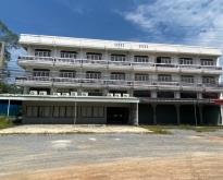 ขายอาคารสำนักงาน 8 คูหา 344 ตรว. จ.อ่างทอง