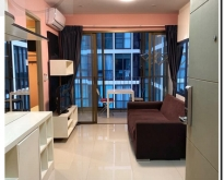 ให้เช่าห้องสวยน่ารักกว้าง36ตรม Ideo Sathorn Taksin