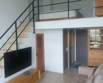 ให้เช่าคอนโด IDEO NEW RAMA 9 ห้อง Duplex 2ชั้น