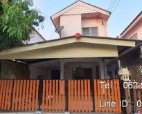 T00646 ขายบ้านเดี่ยว ในหมู่บ้านเอื้ออาทร สันกำแพง