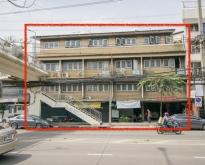 ขาย อาคารพาณิชย์ 4 คูหา ติดถนนประชาชื่น คลองประปา
