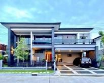 ให้เช่าและขายบ้านเดี่ยว 3 ชั้น ถนนพัฒนาการ
