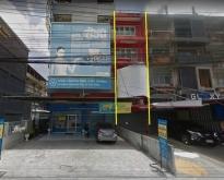 ให้เช่าอาคารพาณิชย์ 4 ชั้น 1 ริมถนนลาซาล