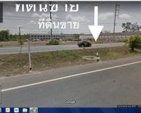 ขายด่วน ที่ดินติดถนนแจ้งสนิท(4เลน)อุบลราชธานี