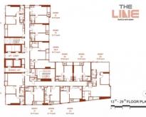 ให้เช่า คอนโด THE LINE ราชเทวี 35.5 ตรม. 1 ห้องนอน 220 เมตร จาก BTS ราชเทวี เฟอร์นิเจอร์ครบพร้อมหิ้วกระเป๋าเข้าอยู่ได้เลย