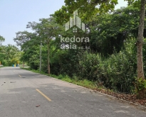 L-LD-06#Land for sale, 8800  Sqw.Amphawa.