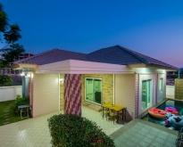 ให้เช่า Pool Villa ชะอำ 3น2น้ำ57ตรว สวยใหม่ใหญ่ถูก