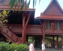 ขายบ้านทรงไทย 4ไร่ 6.9ล. ต.ป่าไผ่ อ.ลี้ จ.ลำพูน
