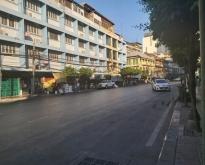 เซ้งสิทธิเช่าตึกแถว ติดถนนเยาวราช ใกล้ตลาดสำเพ็ง