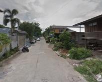 ขายที่ดินติดถนน + สิ่งก่อสร้าง ขนาด43ตารางวา