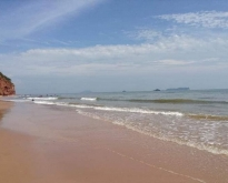 ที่สวยที่ดีที่นี่ ติดทะเล ฝั่งแดง ประจวบ
