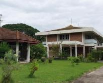 ขายบ้านเดี่ยวหมู่บ้านนวธานีเสรีไทย 305 ตร.ว.