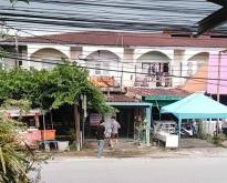 ขายอาคารพาณิชย์ ค้าขาย พื้นที่ 25 ตารางวา ใกล้โรงเรียนวัดบ้านฉาง ใกล้โ