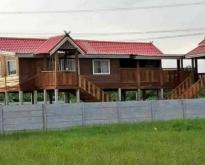 ด่วนราคาดี ขายบ้านทรงไทย กำแพงแสน นครปฐม