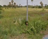 ขายที่ดิน7ไร่316 ตรว. ติดถนน ห่างทะเล 3km.
