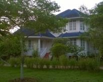 บ้านเดี่ยว3ไร่157วา บรรยากาศChill Chillวิวธรรมชาติ