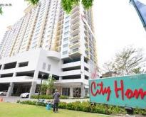 City Home Tha-Phra Intersection ห้องเปล่า 88 ตร.ม.
