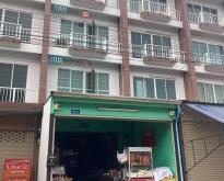ขาย อาคารพานิช 4 ชั้น อยู่ทางเข้าตลาดไท