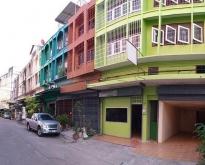 ขายตึกแถวอาคารพานิชย์ 2 คูหา 5 ชั้น ซอยเสรีไทย 11