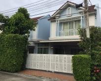บ้านเดี่ยว2ชั้น ม.ธนาสิริ ราชพฤกษ์ พระราม5 นนทบุรี