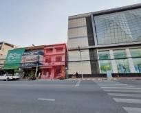 ขายตึกแถว 2 คูหา ริมถนนกรุงเกษม