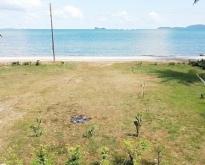 ขาย ที่ดิน 1 ไร่ บ้าน 2 ชั้น ติดทะเล หาดส่วนตัว