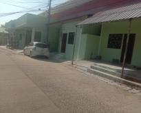 ขายห้องเช่า 8 ห้อง หลังโรงพยาบาลเอกชนบุรีรัมย์
