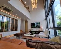 ให้เช่าบ้านเดี่ยว 3 ชั้น บ้านใหม่สไตล์โมเดิร์น