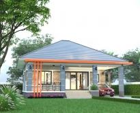 ขายบ้านใหม่ โครงการ Living Home นครศรีธรรมราช