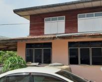 ขายด่วน บ้านพร้อมที่ดิน ติดหน้าโรงเรียนเลิงใต้