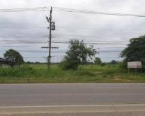 ขายที่ดิน13-3-99ไร่ ติดถนน