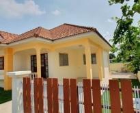 ขายบ้านเดี่ยวโครงการ : หมู่บ้านร่มเย็น สุวินทวงศ์