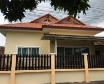 ขายบ้านสวยราคาดีหมู่บ้านทิพย์ธานี หนองคาย