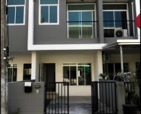 LVPU 50179 ขายทาวน์โฮม 2 ชั้น มือ 1 บ้านใหม่