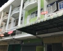 ขายบ้านตึกแถว เป็นอาคารพาณิชย์ บางกอกน้อย กรุงเทพ
