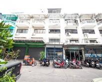 อาคารพาณิชย์3 ชั้นครึ่ง เทอดไทย 33 ฝั่งธนฯ