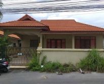 ขายบ้านเดี่่ยว :     รวิพร วิลเลจ 1 ชลบุรี